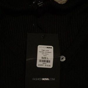 Brand new fashion nova Henley pjs